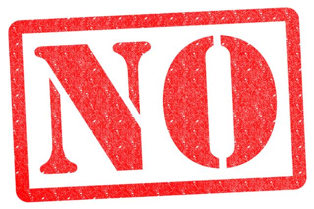 16 maneiras de dizer NÃO em inglês
