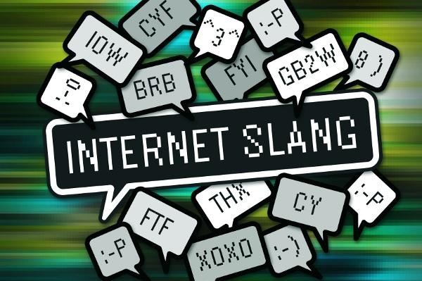 Gírias da internet