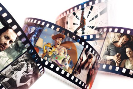 Tipos de filmes em inglês