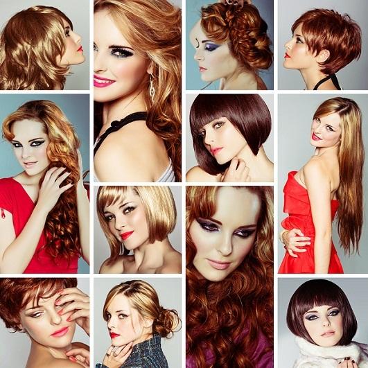 Hairstyles - Tudo do cabelo