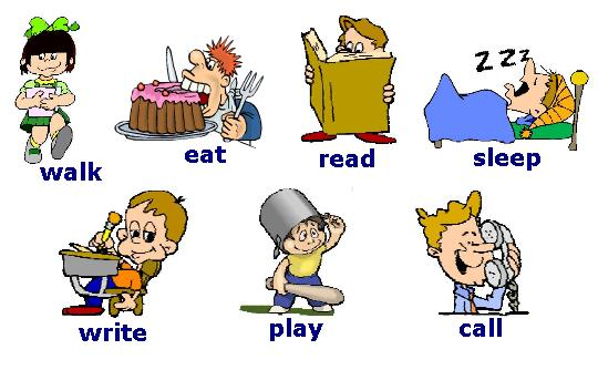 Verbs (stative and dynamic)